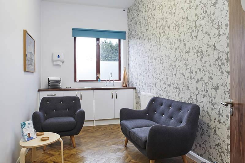 Brandwood Clinic: Birmingham Consultation Room