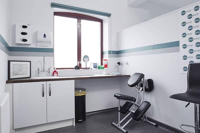 Brandwood Clinic: Birmingham Treatment Room