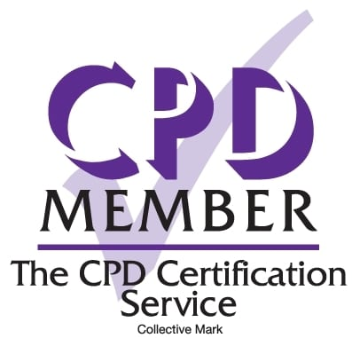 Training accredited by CPD
